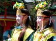 車折神社の重陽祭