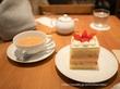 苺クリームのショートケーキ♡まやんち