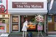 香里園につくってたメロンパン専門店「シュシュメロン」がオープンしてる