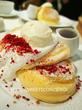 【幸せのパンケーキ】吉祥寺限定 クラシカルフランボワーズパンケーキ