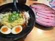 ローストビーフがたっぷりのチャーギュウ麺★道玄