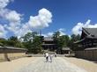久しぶりの世界遺産・法隆寺