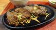 豪快な調理法の「グリル ピエロ」で「焼肉定食」
