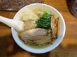 ★★★☆麺処ゆきち*塩らーめん+わんたん+チャーシュー丼*北習志野