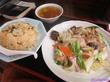 贅沢炒飯セット de タカノ