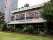 外苑前「ロイヤルガーデンカフェ」でいちょう並木を眺めながらランチ