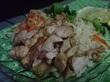 BBQ@若洲海浜公園 2017秋(3)鶏ガラスープで海南鶏飯