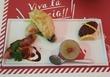 これは、夏の夜に咲く、淑やかなスペクタクル♪ イタリアの伝統料理に、日本のマンマが鮮やかな魔法をかけてくれました。。。 西荻窪・trattoria29 8月の肉の日(前編)