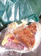 新宿・マルイ♪『ル・プチメック』豚肉のエピス風味サンドウィッチなど~☆