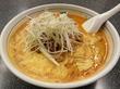 龍巳飯店のかに玉のせ担々麺♪