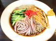 「萬福」銀座2丁目 昔ながらのザ・冷やし中華が食べたい人におススメ!「冷やしそば」