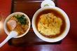 中華料理和幸★★☆天津丼と半ラーメン*行徳