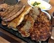 6月20日(月)『将棋倒しのように肉が折り重なる! ステーキガスト「MEGA5」』