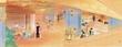 「皇室の彩(いろどり)  百年前の文化プロジェクト」 東京藝術大学大学美術館