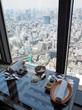 オリエンタルラウンジ/マンダリンオリエンタル東京でランコムコラボのアフタヌーンティー