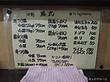 「藤丸@中野」で 辛つけ麺(一辛)