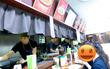 ジャポネ@銀座INZ3 カレーには福神漬けがよく似合う