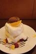 【茶香/北千住】ただいまの平日限定パンケーキ「月(オレンジバージョン)」