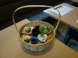 素菜懐石&CAFE TENZOさん 若葉 ドキドキワクワク花かご御膳