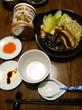鶏トロと茸のシャンタン鍋、旨味たっぷり♪
