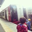 2歳の息子と楽しむ鉄道旅行≪中京地区周遊編≫