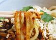 【福岡】人気カレー店のコラボうどん&豚汁うどん♪@福岡麺通団