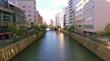 水のある風景58~~「納屋橋からの堀川」(名古屋市・中区)