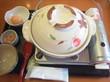 (東久留米市) - 和食さと 東久留米店 「ずわいがにの十六穀雑炊 ¥1077(税込)」
