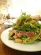 三軒茶屋♪『ニコラ』ラフランスのサラダや金目鯛とブロッコリーのオレキエッテなど~☆