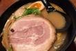 麺家 じゃんぷ亭 大阪・南森町 ガッツリ効いた味噌味らあめんをいただきます。