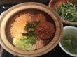 肉団子はてっぱんです。豆板醤マシマシ、頂きます(黒猫夜 (クロネコヨル)@赤坂見附)