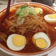 味噌卵麺@中本渋谷店