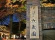 【季節の風景】六義園の紅葉、ライトアップが綺麗【六義園:駒込】