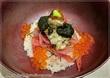 銀座「天麩羅 おばた」〆はアワビ天ぷら海鮮丼