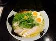 ★★☆(新店)麺屋 縁(えにし)*特製鶏塩白湯らーめん*勝田台