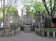 富岡八幡宮の陣幕顕彰碑(深川散歩⑤5)