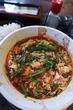 博多商店でタンメンを食べたかったけれど、博多辛麺がうまかった!