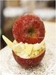 おでんとりんごパフェ 今年もTAPiR (タピ)のおでんの季節に♪