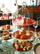 LEGENDALY AFTERNOON TEA SAKURA♡マンダリンオリエンタルホテル