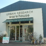 URBAN RESEARCH warehouse 163店