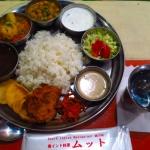 インド料理 ムット 本店