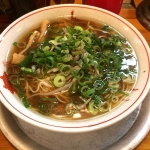 神戸ラーメン 第一旭 三宮西店