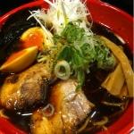 富山ブラック 麺家いろは 町田店