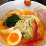 ソラノイロ japanese soup noodle free style