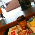 マックカフェ 恵比寿ガーデンプレイス店