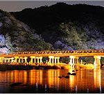 京都・嵐山 花灯路