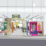 IKEA 原宿