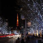 六本木ヒルズ クリスマスイルミネーション 2018