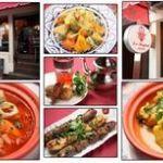 モロッコ料理 ルマグレブシャンデリア