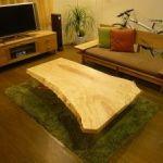 天然木の家具 Amber